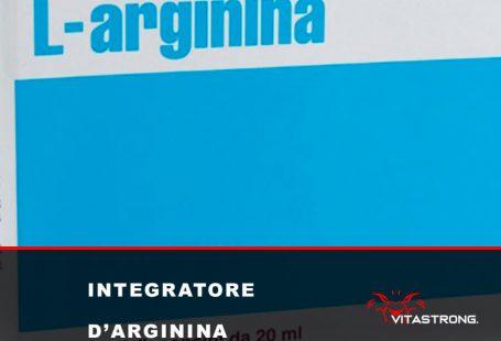 integratore d'arginina