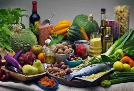 cibi consigliati per una dieta sana