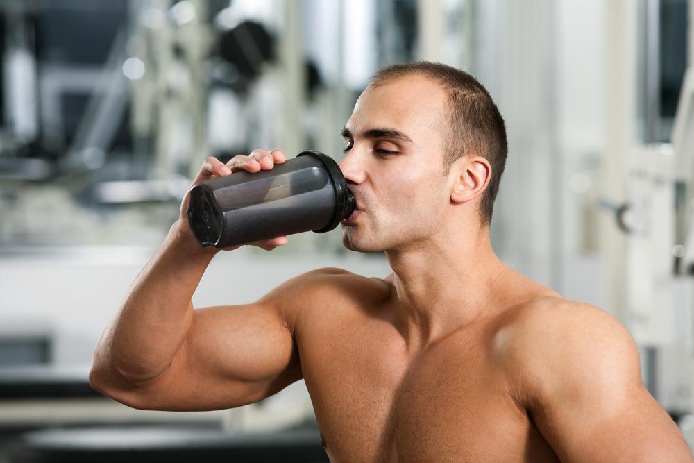 palestrato assume proteine
