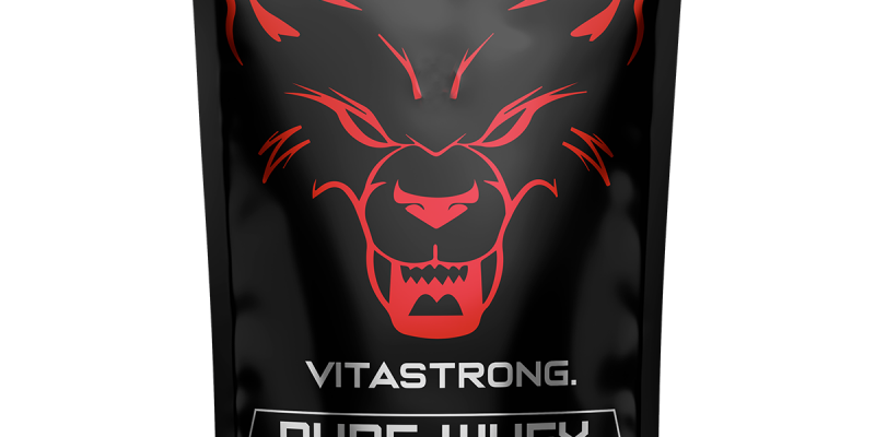 vitastrong pure whey protein